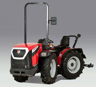 Bahçelerin Yeni Gözdesi Valpadana Traktör