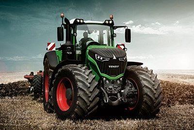 Fendt 1050 Vario Yılın Traktörü oldu!