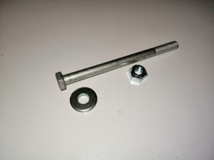 Z5099120 Çift düğümlü balya makinesi emniyet civatası